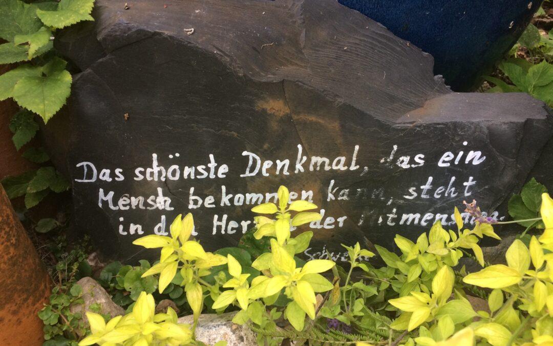 """In Gedenken an Remo Largo"""""""