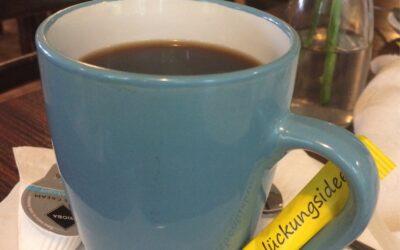 Aus einer leeren Tasse kann man nicht trinken…